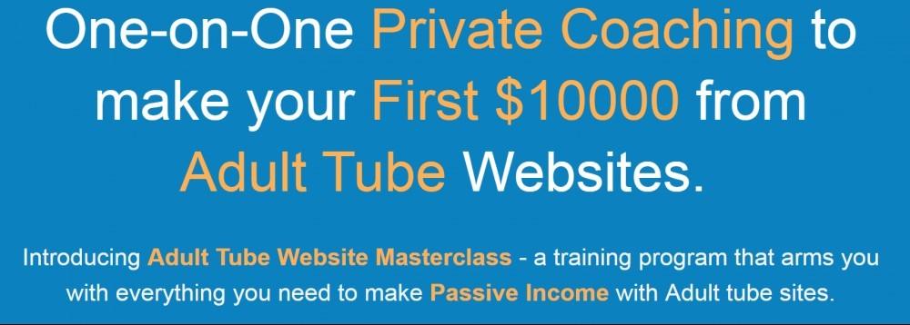 Adult Tube Website Masterclass