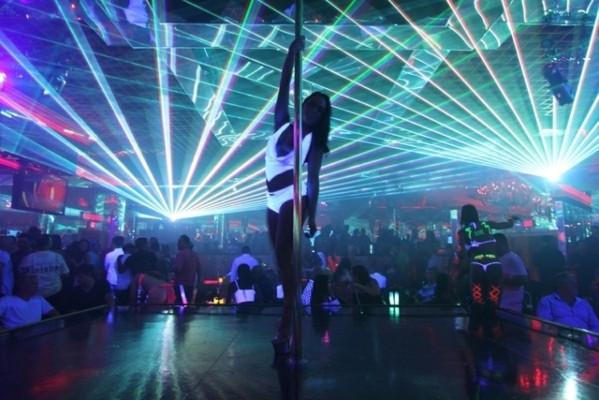 what is a strip club