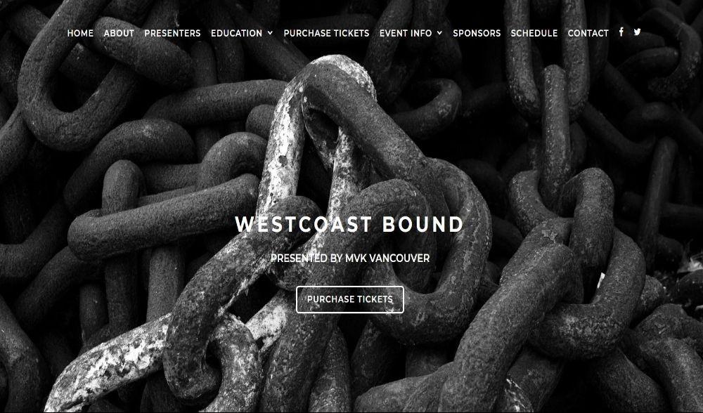 westcoast bound